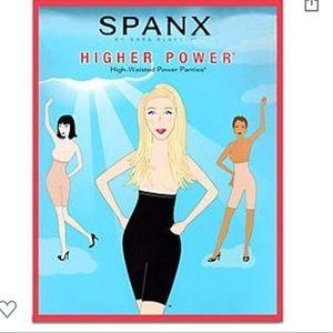 Spanx Higher Power Panties